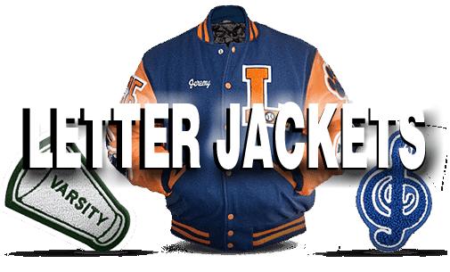 Order letter jackets