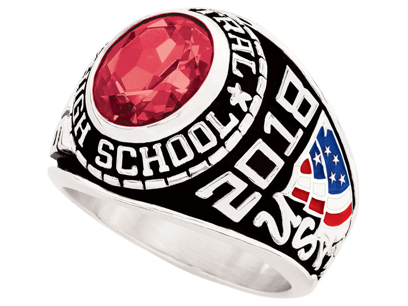 grande school baron products georgetown ring rings preparatory championship